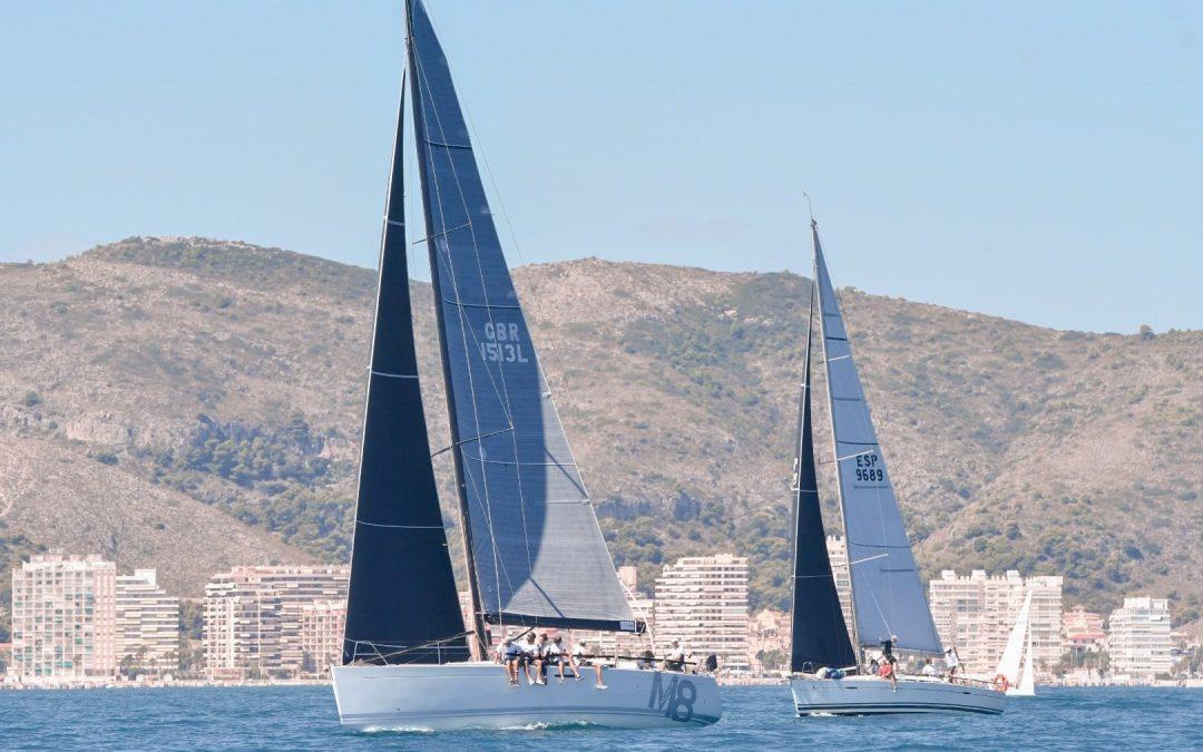 El M8 vence en el 50º Trofeo Bahía de los Naranjos